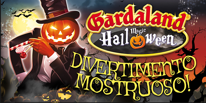 halloween party gardaland