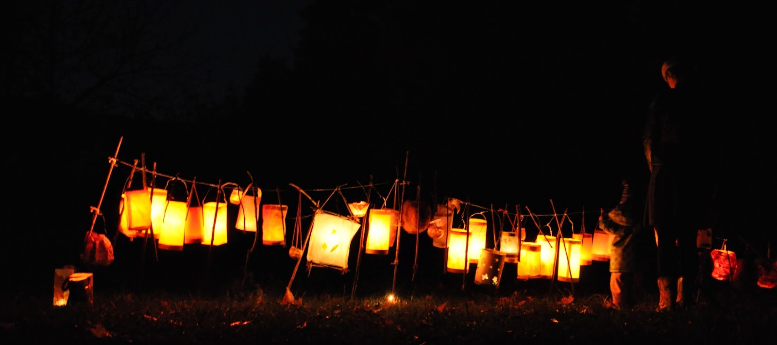 lanterns of st. martin