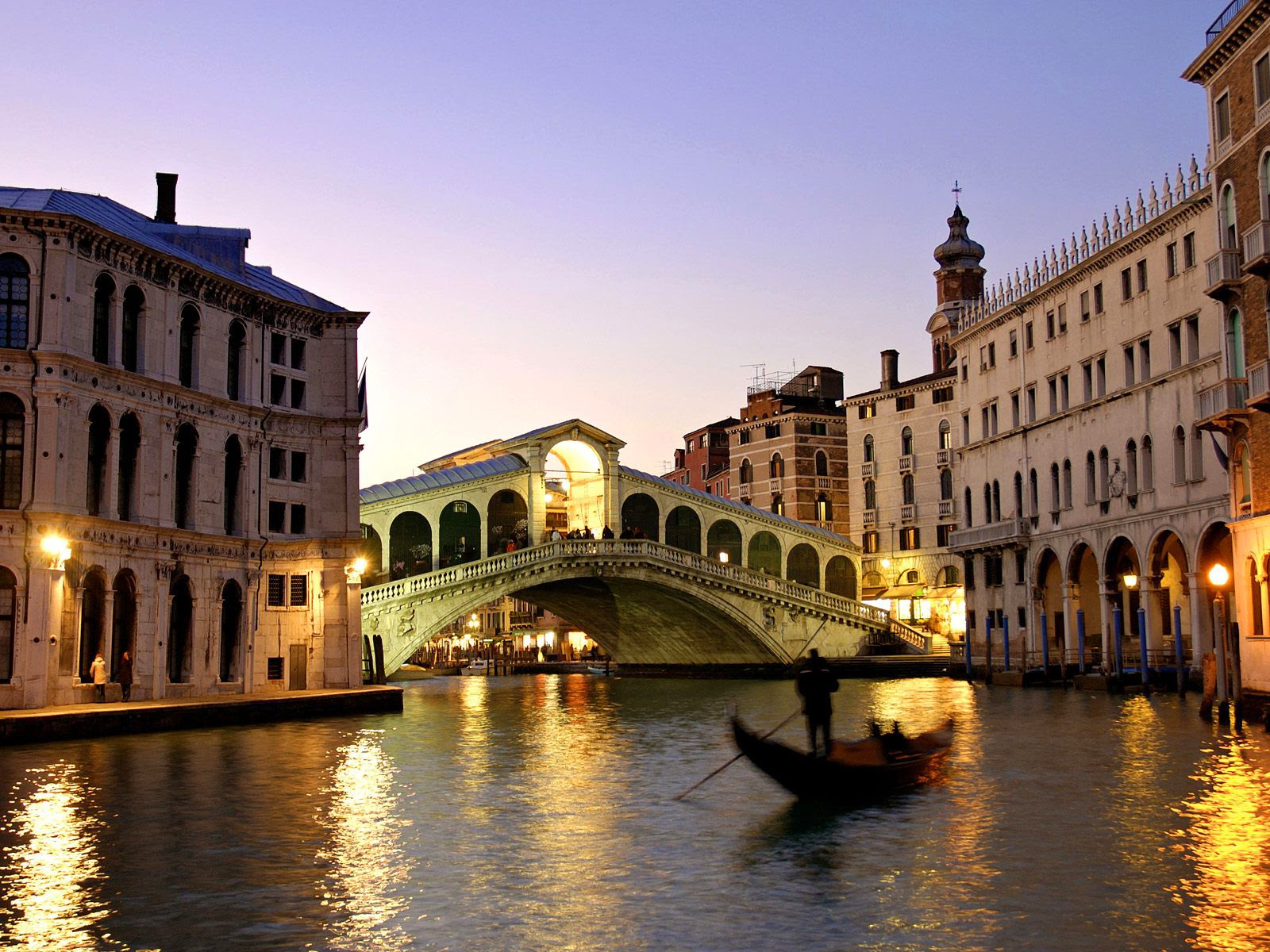 There's nothing more romantic than spending Valentine's Day in Venice