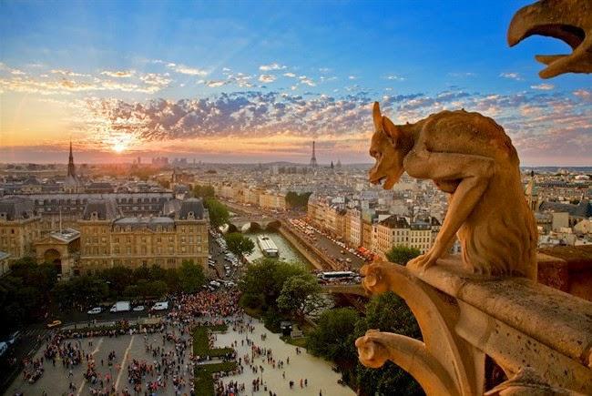 vacations in paris