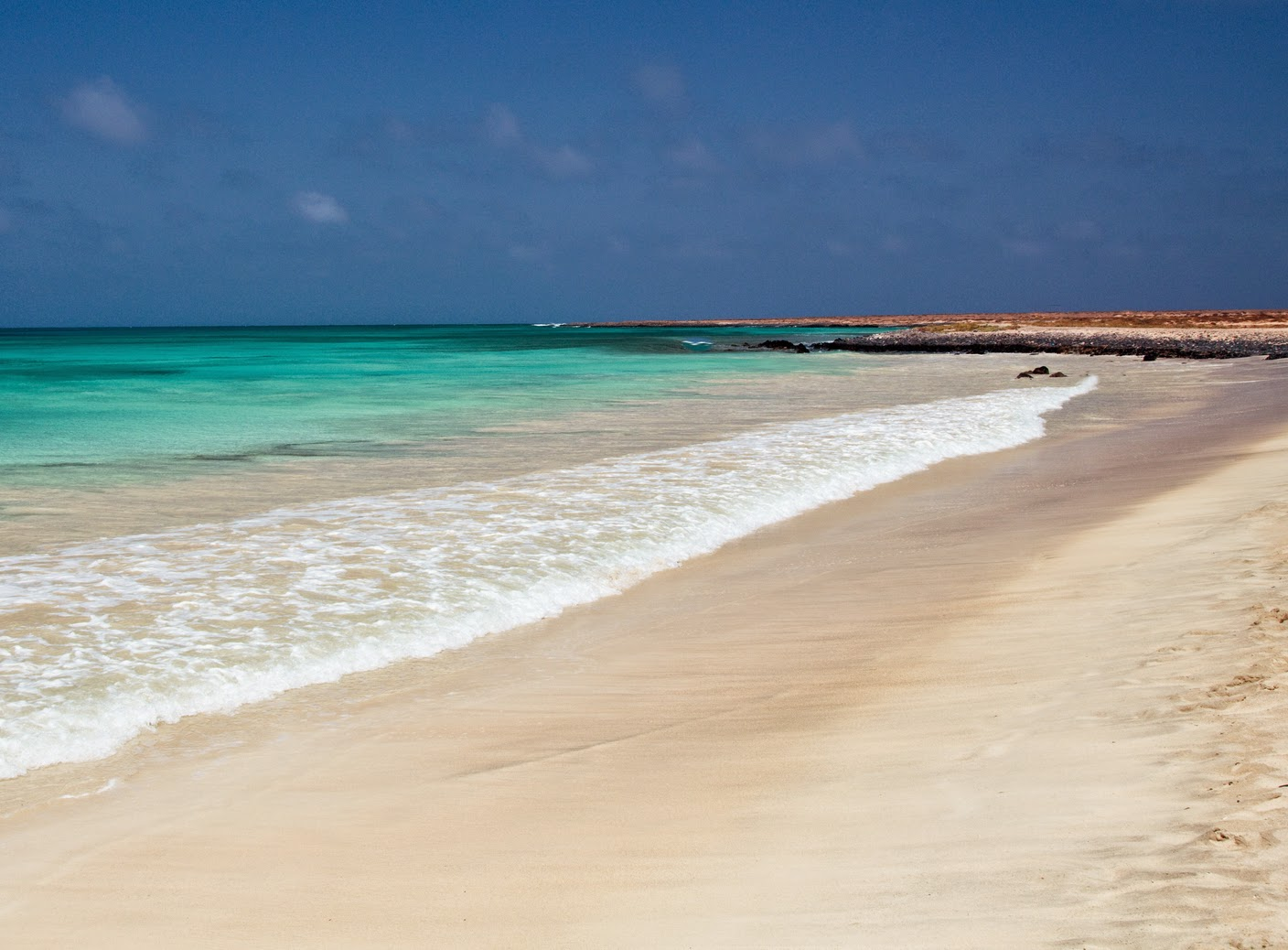 Magnificent beaches are waiting for you in Cabo Verde at Easter