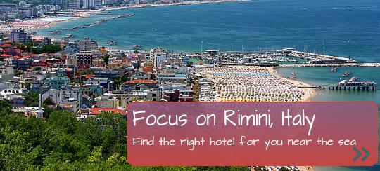 Hotels in Rimini