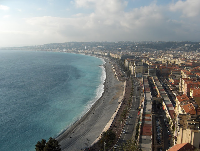 Nice Promenade de Anglais, things to do and see