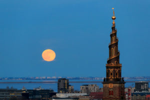 the Church of Our Saviour - top things to see in Copenhagen