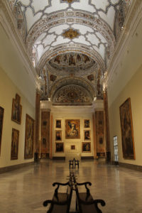 Museo de Bellas Artes, Seville one of the most important museums in Spain