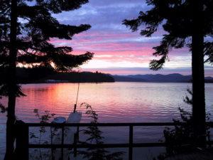 Cavana Priest Lake, Idaho