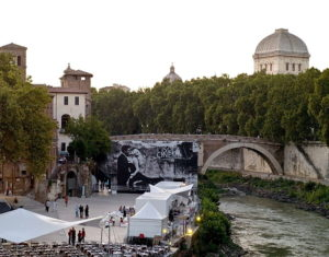 Tiberi Island, Rome