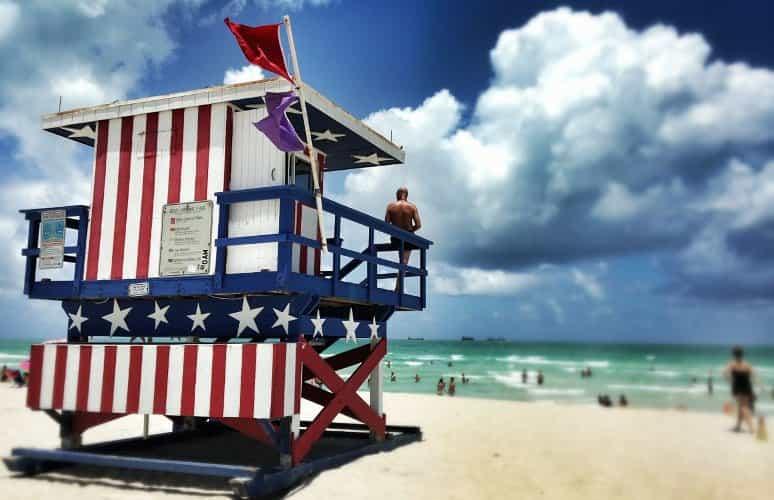 Dolphin Mall Miami Beach Florida
