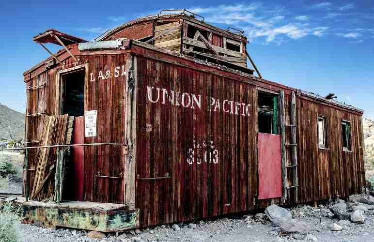Grafton And The Coolest Ghost Towns In Utah