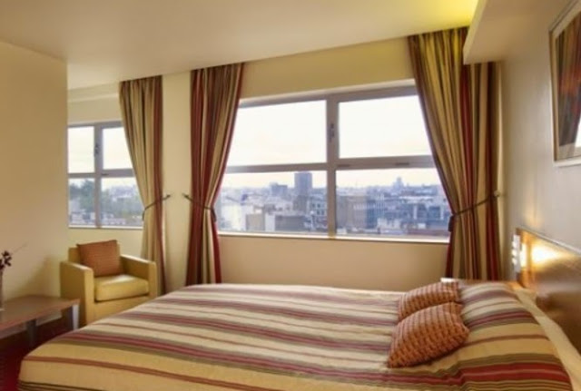 Double room St. Giles Classic Hotel, London