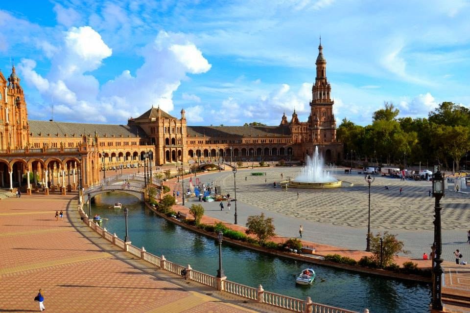 Seville, in Andalusia