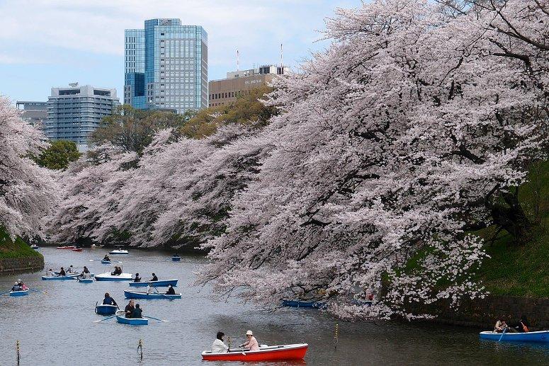 Easter in Tokyo, Japan.