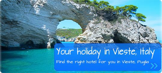 Hotels in Vieste-Puglia
