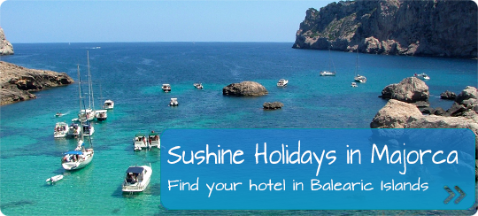 sunshine holidays in majorca, spain balearic islands