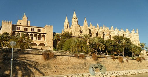 Bellver Castle one of the points of interest in Majorca