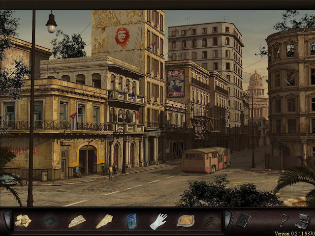 Art of Murder 2: Hunt for the Puppeteer set in Cuba