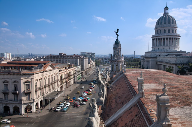 christmas holidays in Havana, Cuba