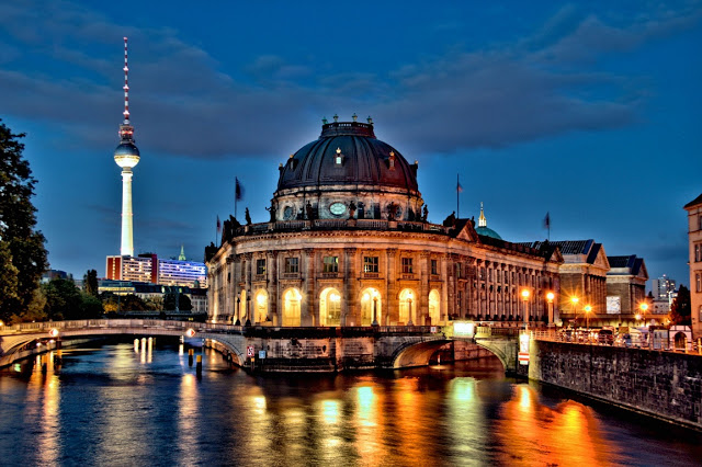 museum inseln in berlin