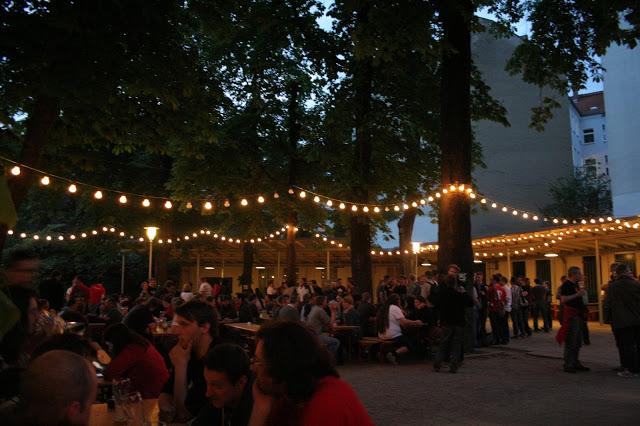 Prater brewery in berlin