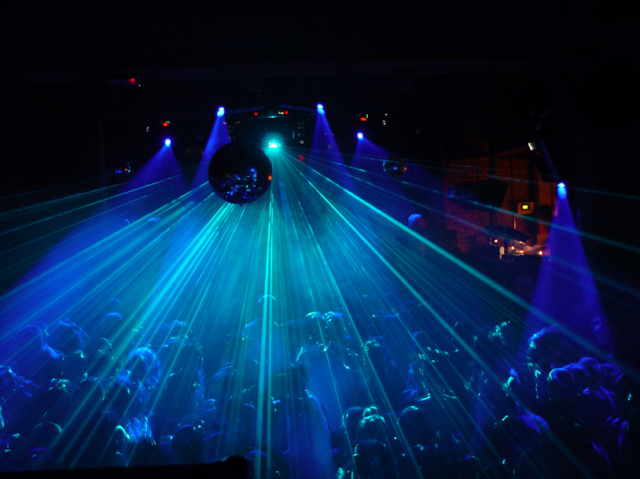fabric, one of the most famous clubs in london