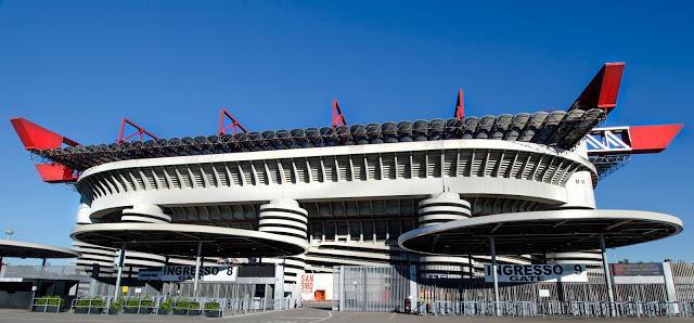 Hotels Near San Siro Football Stadium
