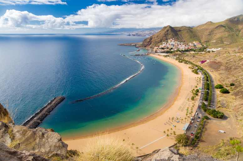 Playa de Las Teresitas, North Tenerife