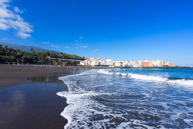 Playa Jardin, North Tenerife