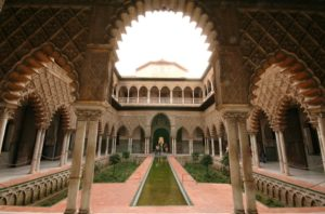 Real Alcazar, one of the 5 best things to see in Seville