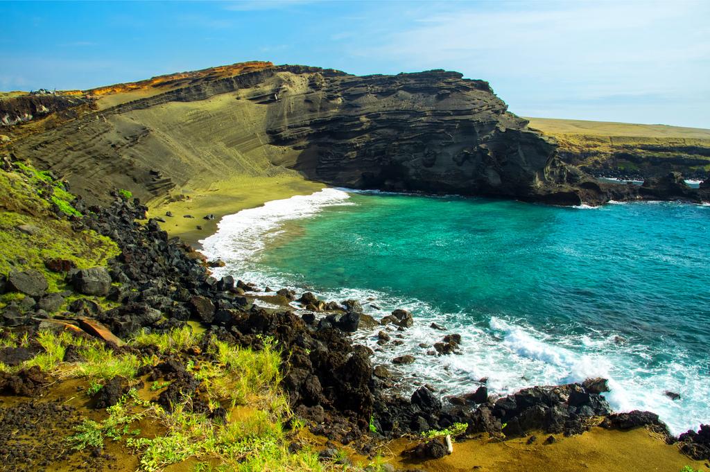 Papakolea Beach Hawaii An Authentic Paradise On Earth
