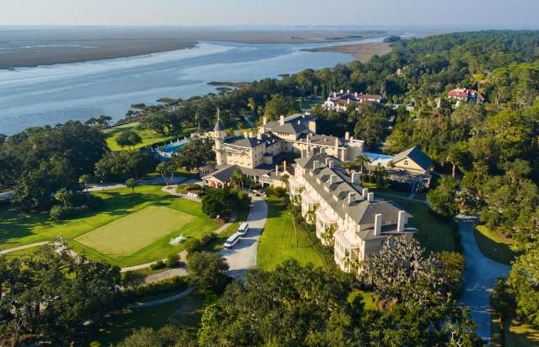 Jekyll Island Club Resort, Georgia