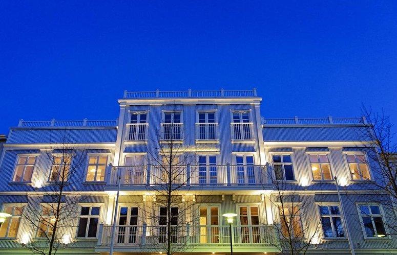 Kvosin Downtown Hotel Reykjavik