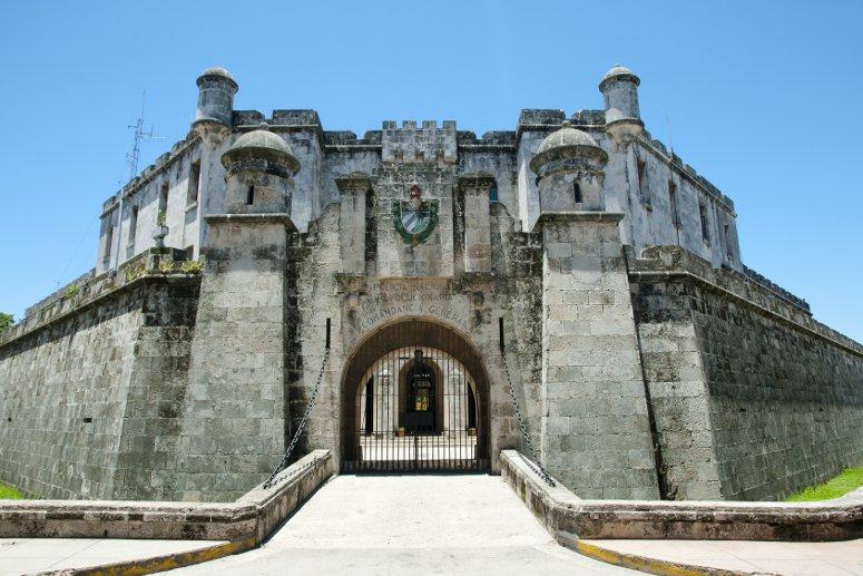 Castille de Real Fuerza, Havana
