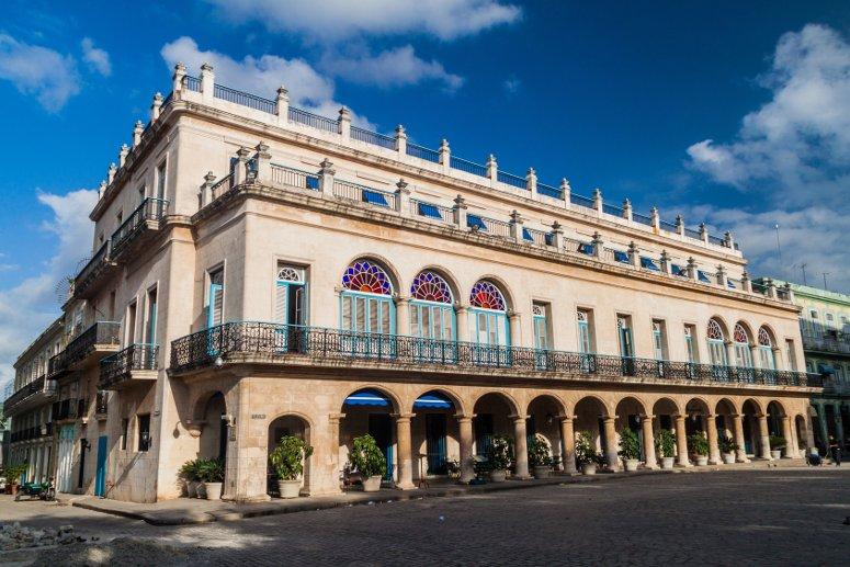 The City Museum in Havana