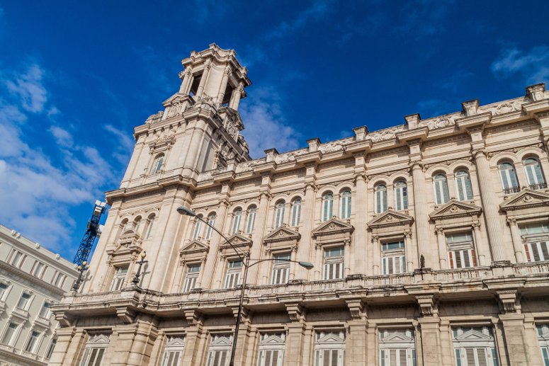 Museo Nacional de Bellas Artes Havana