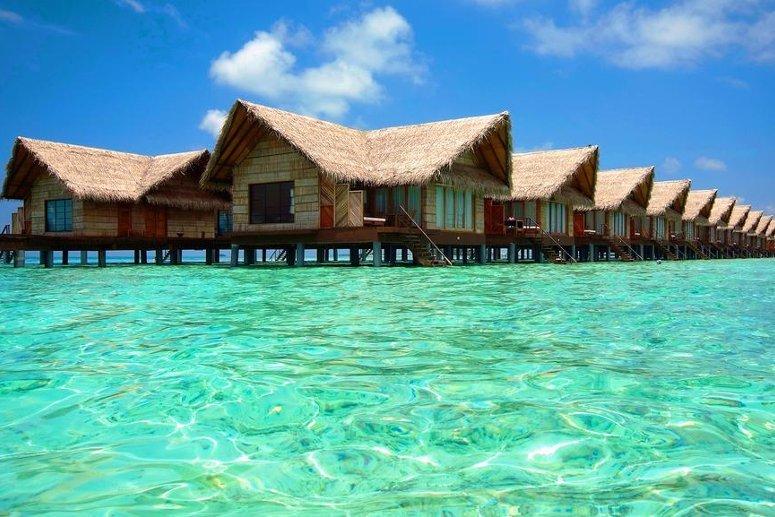Adaaran Select Hudhuranfushi, Maldives