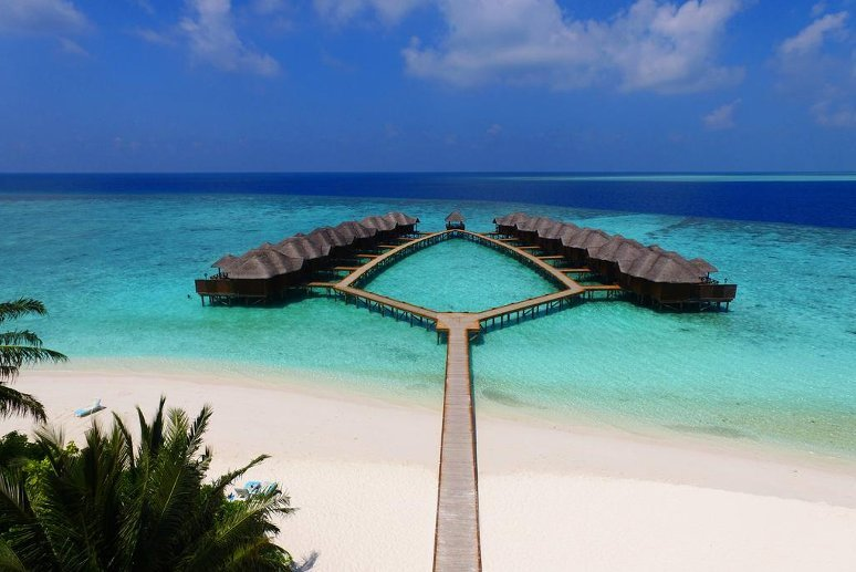 Fihalhohi Island Resort, South Male Atoll, Maldives