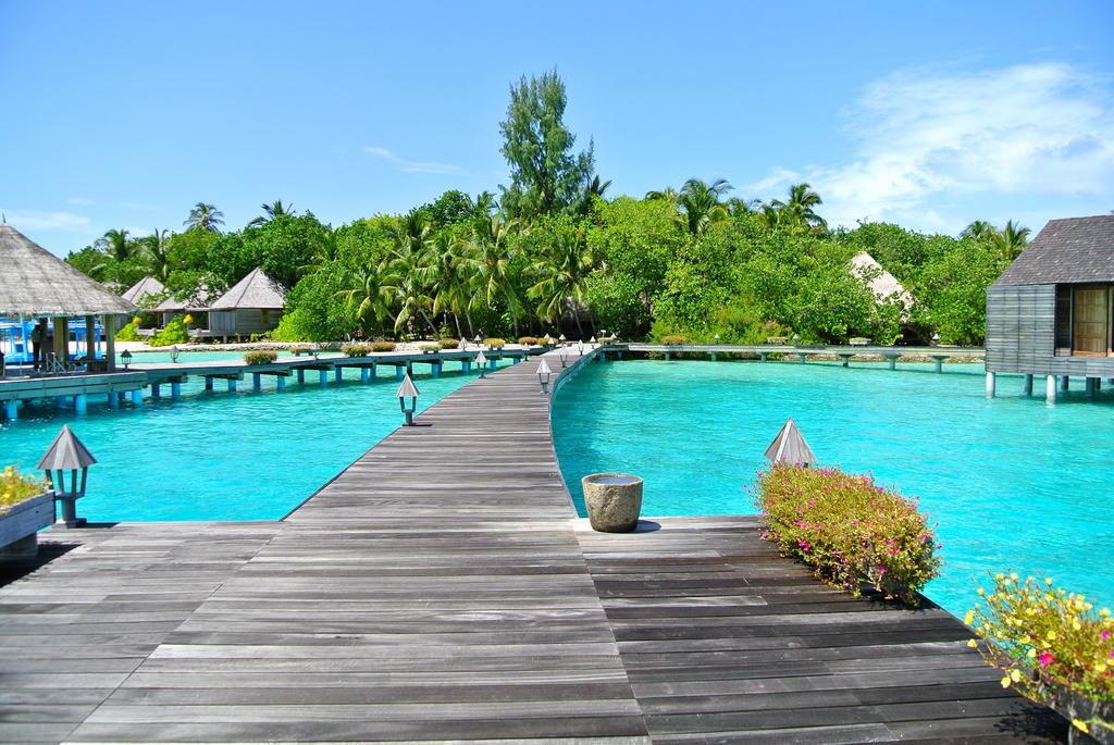 Gangehi Island Resort, Maldives, North Ari Atoll