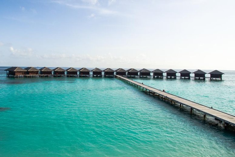 Floating Villas Maldives Water Bungalows Book Your Place In Paradise