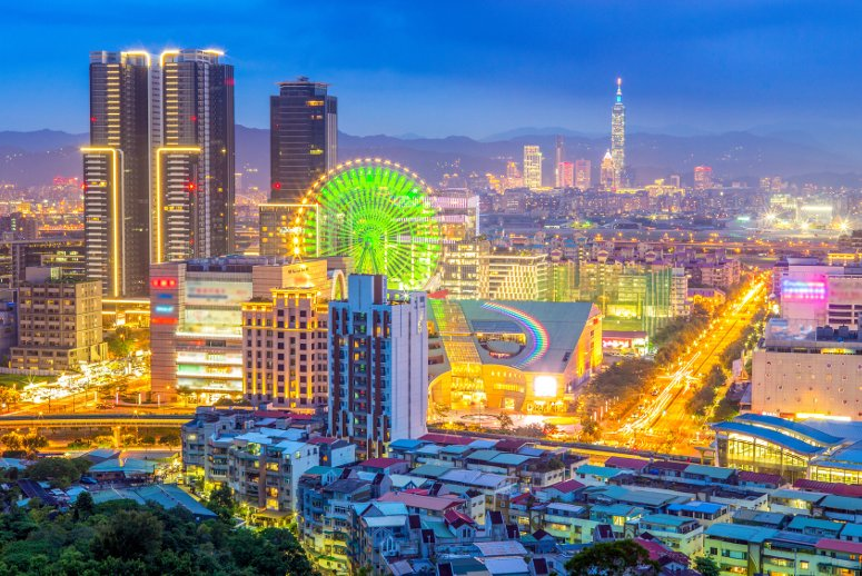 Best areas to stay in Taipei for nightlife