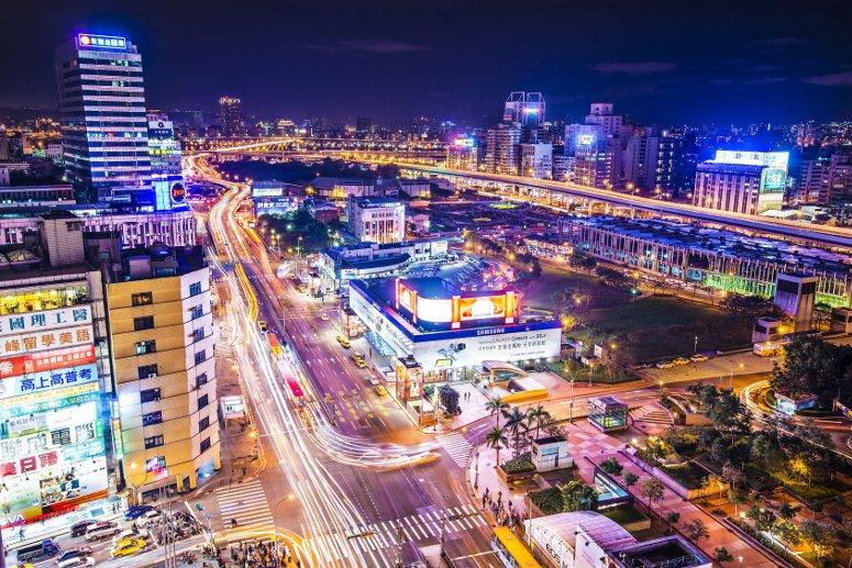 Taipei nightlife