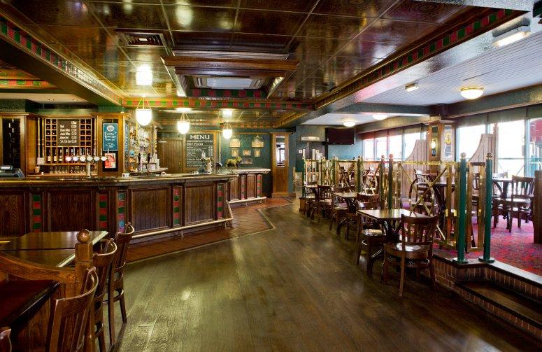 Pub at Royal National London
