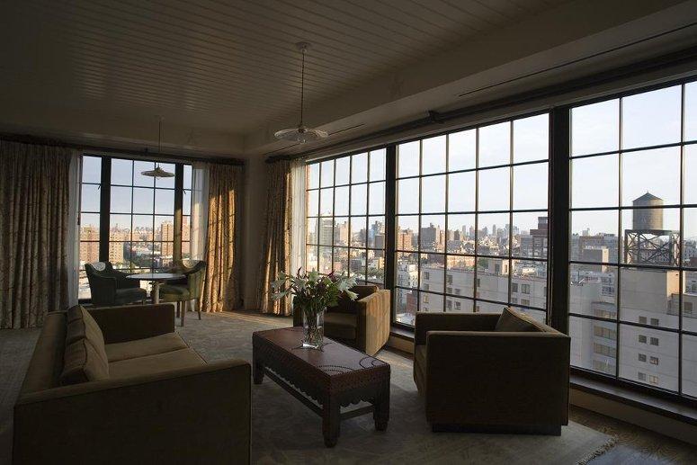 Bowery Hotel Greenwich Village NYC