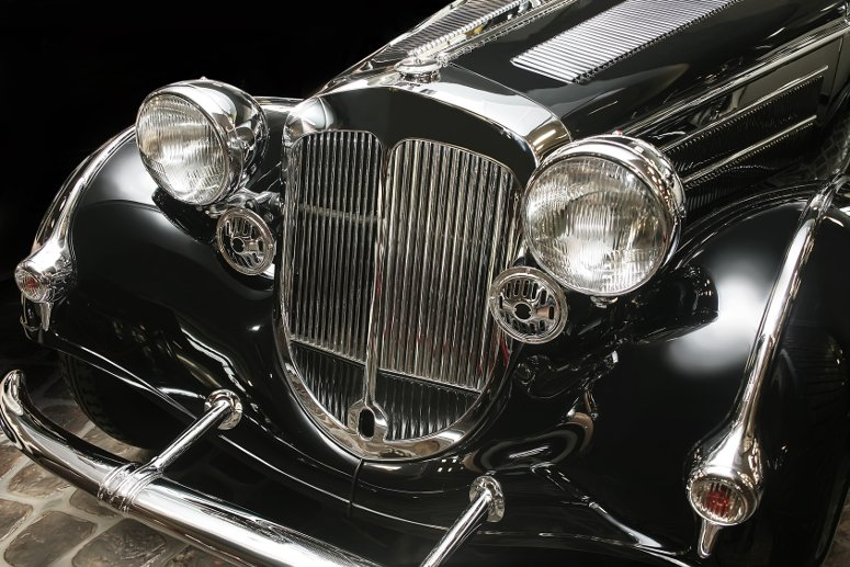 Visit Riga's Motor Museum, one of the best museums in Europe.