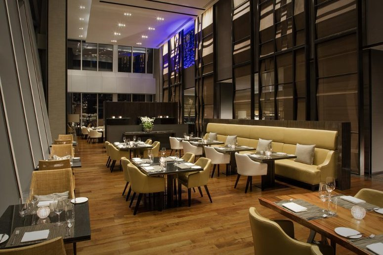 Elements at Okura Prestige Hotel is one of the top restaurants in Bangkok.