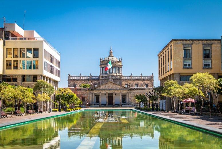 Hospicio Cabanas, Guadalajara.