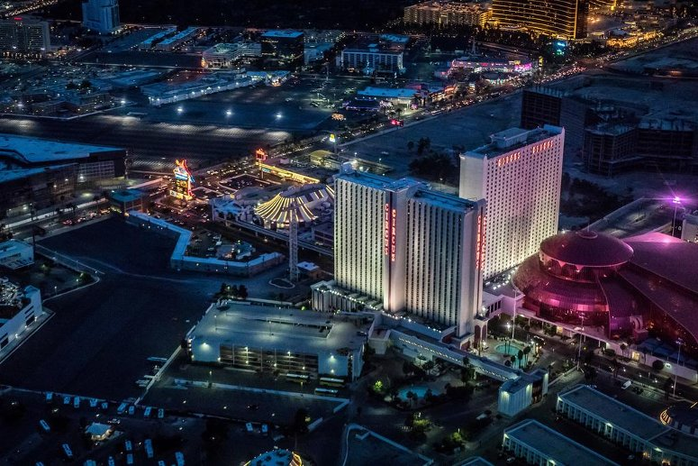 Circus Circus Hotel, Casino & Theme Park in Las Vegas.