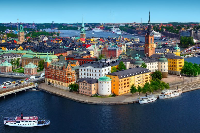 Stockholm in 36 hours: find out what to see.