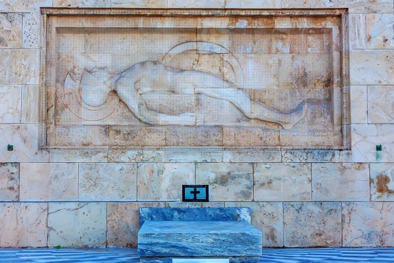If you have only 3 days in Athens, you should go to Syntagma Square and pay a visit to the Tomb of the Unknown Soldier, a war memorial.