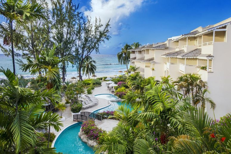 Bougainvillea Barbados, a sublime waterfront hotel in the Caribbean.