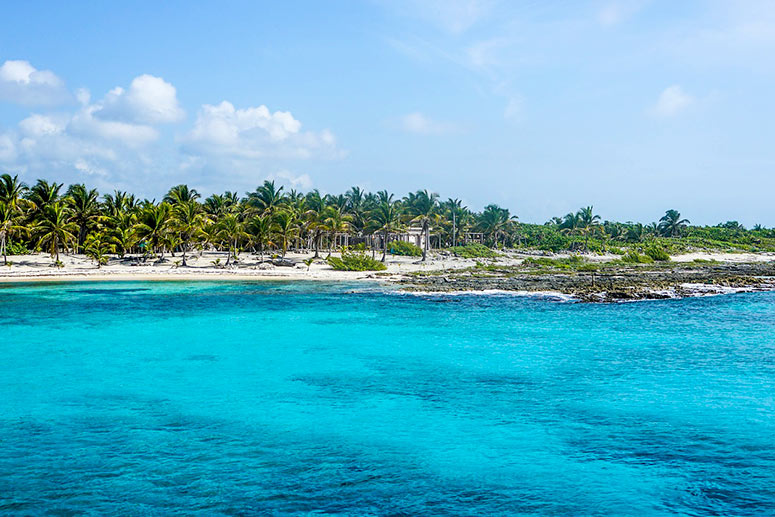 Take a Boat Trip to the Island of Cozumel, one of best things to do in Playa Del Carmen.